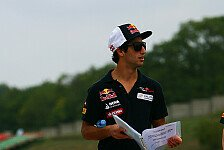 Formel 1 - Keinen Red-Bull-Platz f�r 2013 erwartet: Ricciardo: Viele offene Fragen bei STR