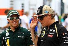 Formel 1 - Valsecchi keine gute Option: Salo r�t: Kovalainen statt R�ikk�nen