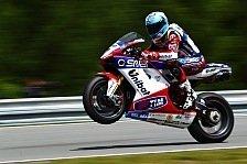 Superbike - In Magny-Cours den passenden Salut abfeuern: Althea Racing verabschiedet Ducati 1198
