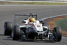 Formel 3 EM - Titel nur mit viel Gl�ck: Wehrlein: Meisterschaft ist kein Thema