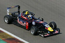 F3 Euro Series - Im Regen von Spa: Sainz gewinnt vor Blomqvist