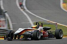 F3 Euro Series - Rosenqvist gewinnt zweimal vor Wehrlein: M�cke Motorsport mit zwei Doppel-Erfolgen