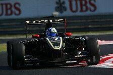 GP3 - Halbe Sekunde Vorsprung auf die Verfolger: Vainio im Training mit klarer Bestzeit