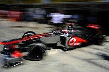 Formel 1 - Spektakul�re Doppelvorstellung: McLaren: Aufholjagd in Spa fortsetzen