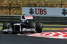 Formel 1 - Ein gro�es Talent: Bottas m�chte Renncockpit f�r 2013