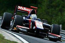 GP2 - Melker-Unfall sorgt f�r lange Unterbrechung: Ericsson gewinnt im Chaos von Spa