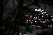 Formel 1 - 16 & 17 im Wechselspiel: Toro Rosso: Kein Auftakt nach Ma�