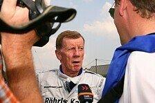 Formel 1 - H�lkenberg kann siegen: R�hrl: Hamilton die ultimative Messlatte