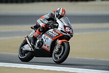 MotoGP - Gutes Setting: Pasini trotz Sturz mit gutem Gef�hl