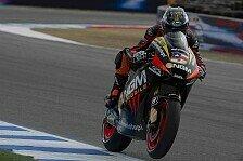 MotoGP - Technische Probleme mit der Maschine: Nur eine Runde f�r Edwards