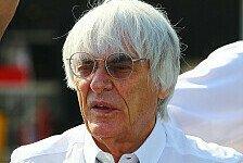 Formel 1 - Wir alle sind ihm zu Dank verpflichtet: Ecclestone: Watkins ist unersetzbar