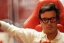 Formel 1 - Nicht immer der Schnellste - aber immer schnell: Alguersuari: Alonso besticht durch Konstanz
