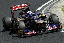 Formel 1 - Balanceakt f�r STR: Key: 2014 ist eine gro�e Chance