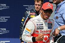 Formel 1 - Wollen Red Bull schlagen: McLaren k�mpft bis zum bitteren Ende