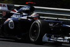 Formel 1 - Sie haben mir den Einstieg erm�glicht: Maldonado: Mit Williams den Titel gewinnen