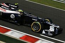 Formel 1 - Sein bisher bestes Wochenende f�r uns: Williams: Sonderlob f�r Senna
