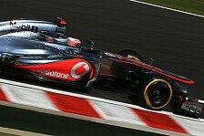 Formel 1 - Nur Monaco und Montreal waren schlecht: Buttons Vertrauen und das Upgrade
