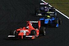 GP2 - Letzte Ausfahrt 2012: Trummer testet in Jerez f�r Caterham