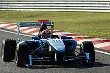GP3 - Aprilwetter im Oktober: Jerez-Test: Ceccon erneut Schnellster