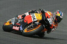 MotoGP - Spies als erster Verfolger: Pedrosa dominiert zweites Indy-Training