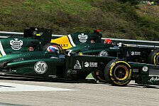 Formel 1 - Deutliche Sieger und ebenb�rtige Stallgef�hrten: Teil 1: Teamkollegen im Vergleich
