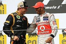 Formel 1 - Stephans Highlight 2012: Charakterköpfe