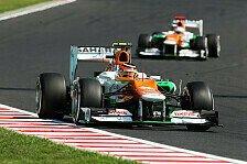 Formel 1 - Ausgeglichenheit und klare Tendenzen: Teil 2: Teamkollegen im Vergleich