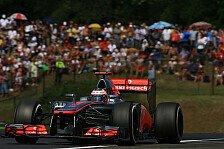Formel 1 - Warnung vor Lotus: Button schreibt WM-Titel nicht ab
