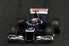 Formel 1 - Demorunden in Caracas: Williams zu Gast in Venezuela