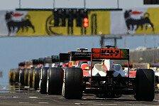 Formel 1 - Viele Fragezeichen: Rennen in Europa: Wer erh�lt den Zuschlag?