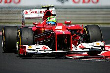 Formel 1 - Mortara Ferraris Zukunft?: Zanardi r�t Ferrari Massa zu feuern