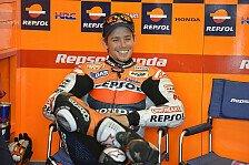 MotoGP - Volle Konzentration auf Familie: Stoner f�hrt 2013 keine Tourenwagen