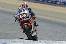 MotoGP - Keine Steigerung durch rote Flagge: Pasini ganz zufrieden