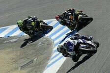 MotoGP - Sololauf f�r die K�nigsklasse: Zeitplan f�r den US GP