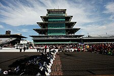 NASCAR - Crown Royal 400 at the Brickyard