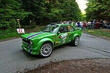 DRS - 53. Wartburg Rallye mit neuem Gesicht: Feinabstimmung in allen Bereichen