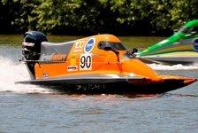 ADAC Motorboot Masters - Vorschau Kriebstein, 4./5. August 2012: Jagd auf Tobias S�derling aus Schweden