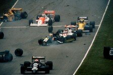 Formel 1 - Es ist nie zu sicher: Johnny Herbert