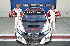 WTCC - Schnell zur Spitze vorsto�en: Tarquini lobt neuen Honda Civic