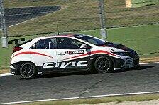 WTCC - Priorit�t zun�chst auf Motor: Optimismus und Vorsicht nach erstem Honda-Test