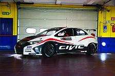 WTCC - Bilder: Testfahrt Honda Civic