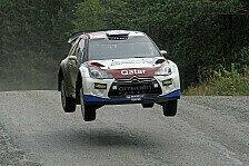 WRC - Finnland und die W�lder: Video - Atkinson wirft gute Platzierung weg