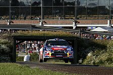 WRC - Fehlerhafter Sensor kostet Hirvonen Zeit: Keine Teamorder bei Citroen