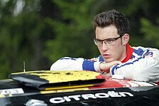 WRC - Neuville: Podium in Italien das Ziel