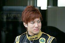 Formel 1 - Japaner beeindruckt: Kimiya Sato: Formel 1 eine andere Welt