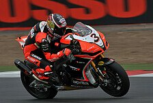 Superbike - Laverty will aufs Podium: Biaggi: Gute Ausgangsposition