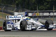 IndyCar - Legge kehrt schon in Kalifornien zur�ck: Dragon wieder mit zweitem Auto