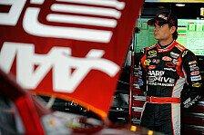 NASCAR - Stimmen zu Allmendingers Entlassung