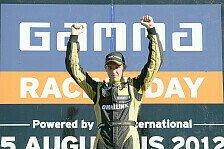 Formel 3 Cup - Wikinger auf dem Thron: Portrait: Jimmy Eriksson