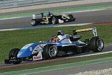 Formel 3 Cup - Spektakul�rer Abflug von van de Laar: Auer: Sieg im Rennen, Platz zwei in der Tabelle